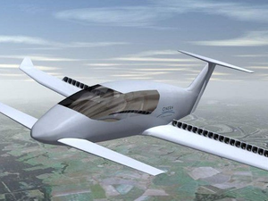 """Flying """"Tesla"""" May Appear in Five Years"""