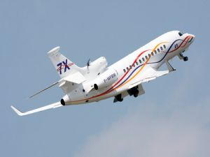 Russian Minister of Health Asked to Purchase French Falcon Instead of SSJ100