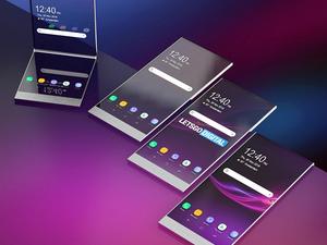 Sony разрабатывает смартфоны с гибким экраном