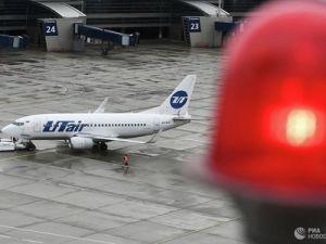 Passenger Boeing Urgently Landed at Vnukovo