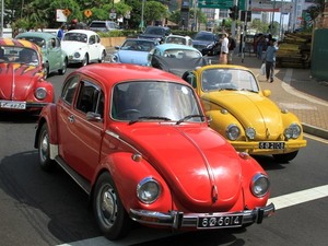 The Last Volkswagen Beetle Rolled Off the Assembly Line