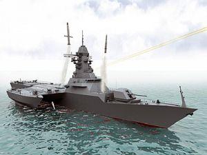 Naval Salon Begins Work in St. Petersburg