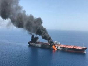 Kremlin Called on Parties to the Incident with British Tanker in Persian Gulf to Restraint