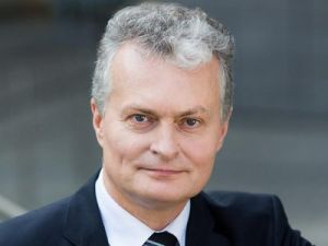 The Elected President of Lithuania Took Office