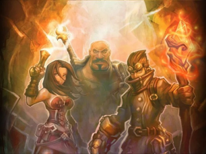 In Epic Games Store Free Distribution of Torchlight Begins