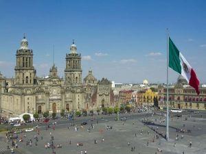 В Мехико произошли сразу три землетрясения