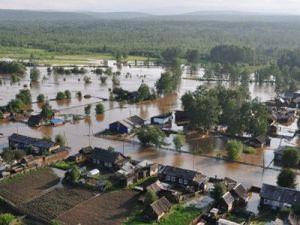 Возбуждено 14 уголовных дел о хищениях на подтопленных территориях Иркутской области