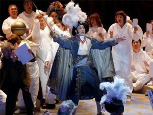 Артисты Большого театра спели в Турции