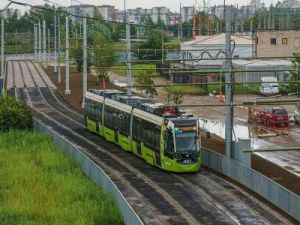 Hydrogen Tram Model will be Launched in St. Petersburg