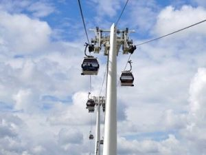 The Construction of the Cableway Between Russia and China Began