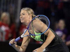 Sharapova will Take Part in the US Open Championship