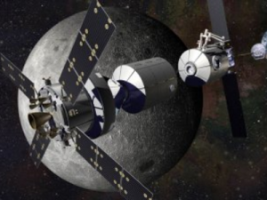 NASA Named the Orbit for the Station around Moon