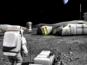 The Soil of Moon will be the Source of Energy on Earth