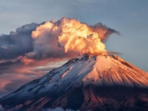 AI will Follow the Volcanoes
