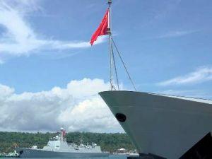 В СМИ появилась информация о предоставлении камбоджийской военной базы Китаю