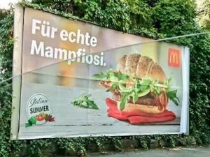 McDonald's Apologized to Italian Residents for Abusive Ads