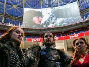 Определены самые популярные в России зарубежные сериалы