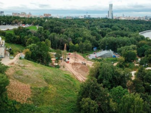The Ski Jump on the Sparrow Hills will be Completed in 2021
