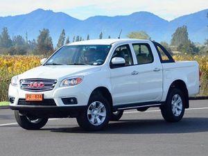 Стартовало производство JAC T6 для российского рынка