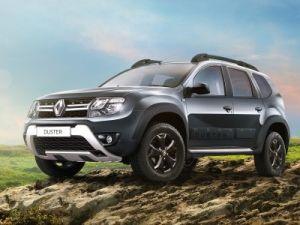 Renault Duster получил обновление в виде GoPro камеры