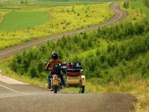Мотопутешественник совершил кругосветное путешествие за 38 дней