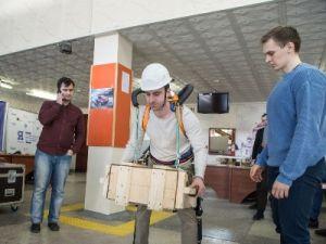 В России запланирован запуск производства промышленных экзоскелетов
