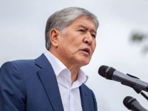 Ex-President of Kyrgyzstan Admitted that He Shot During the Assault