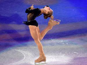 "Russian Junior Figure Skaters Showed ""Dream Skating"""