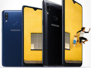 Smartphone Samsung Galaxy A10s is Officially Presented