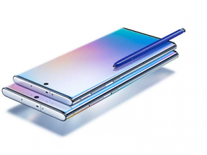 Display of Samsung Galaxy Note10+ is Recognized as the Best in the World