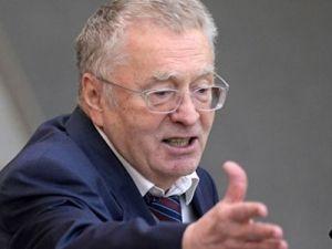 Жириновский заявил, что нужно сбивать самолёты, которые приближаются к бортам первых лиц
