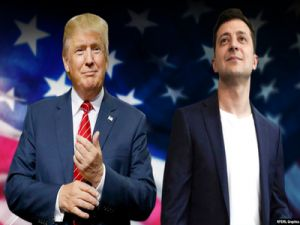 US Is Considering Meeting Trump with Zelensky in Coming Weeks