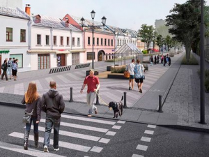 A New Pedestrian Street will Appear in Moscow