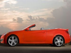 Convertible Sales Down 11% in Russia
