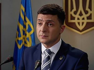 Zelensky Was Offered a Plan for Recognizing Crimea as Russian