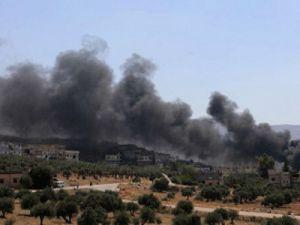 Армия Сирии взяла под контроль город Кфар-Зейта на севере провинции Хама