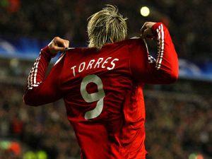 Fernando Torres Had a Farewell Match