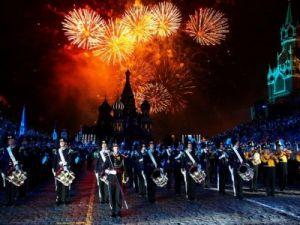 """Spasskaya Tower"" Festival Kicks Off in Moscow"