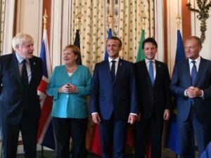 Лидеры «Большой семёрки» обсудили возможность возвращения членства России