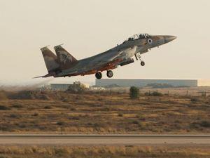 Израильская авиация нанесла удары по территории Сирии