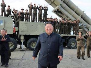 Северная Корея заявила об успешном испытании новой ракетной пусковой установки