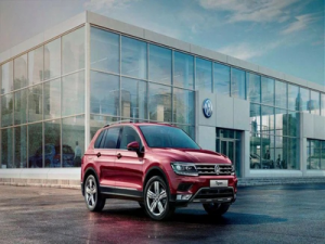 Volkswagen Announced Discounts on Tiguan Crossover