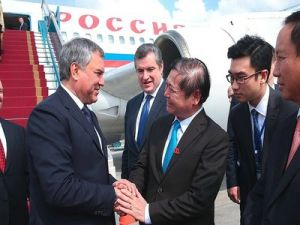 Parliamentarians of Russia and China May Create a Working Group on Digital Economy