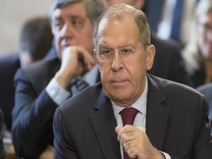 Lavrov: Turkish Foreign Minister Reaffirmed Respect for Territorial Integrity of Syria