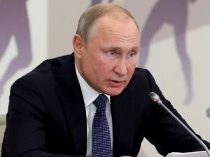Putin Supported the Idea of Creation of a Unified Sports Foundation Financed by Corporations