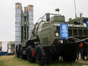 NATO Reminds Ankara of Its Dissatisfaction with Acquisition of Russian S-400