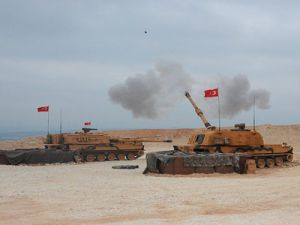 """Turkish Armed Forces """"Killed 342 Terrorists"""" During an Operation in Syria"""