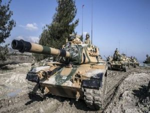 London: Turkey's Operation in Syria Plays into Russia's Hands