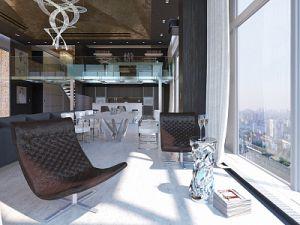 Большую часть рынка недвижимости в Москве заняли апартаменты