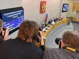 Депутаты Госдумы предложили штрафовать иностранные СМИ